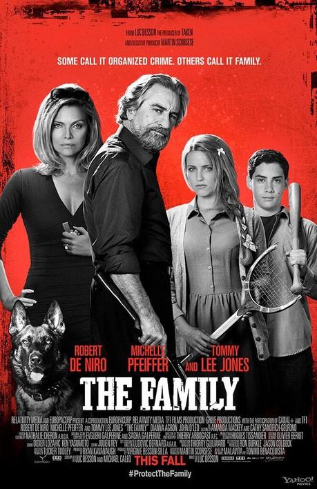 Επικίνδυνη Οικογένεια / The Family (2013)