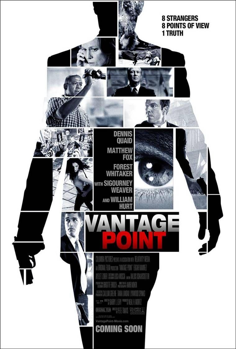 Σημείο Υπεροχής / Vantage Point (2008)