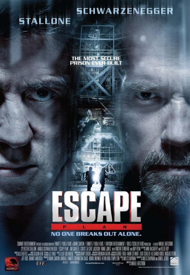 Σχέδιο Απόδρασης / Escape Plan (2013)