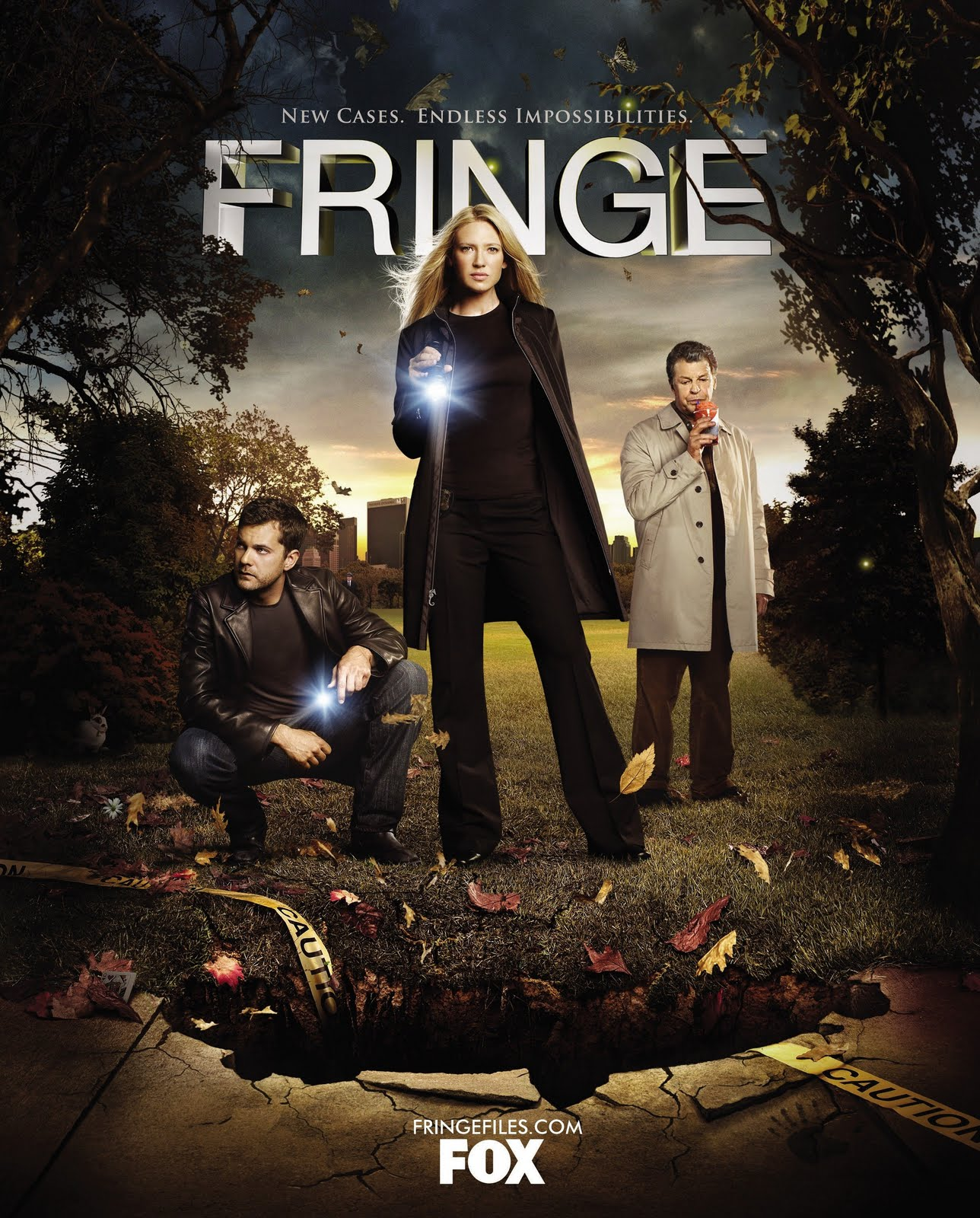 Fringe (2008–2013) 1,2,3,4,5ος Κύκλος