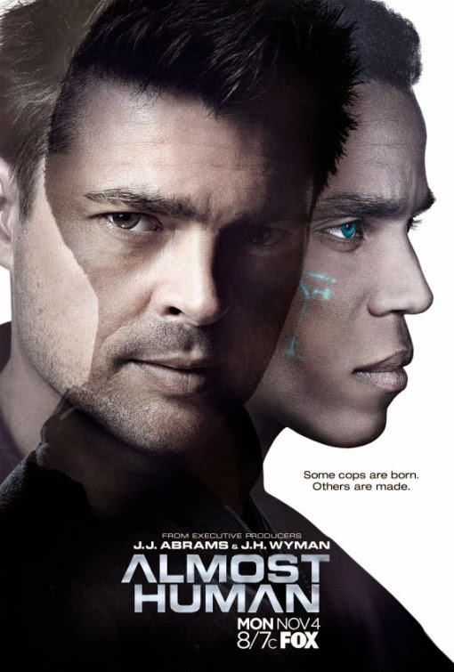 Almost Human (2013) 1η Σεζόν