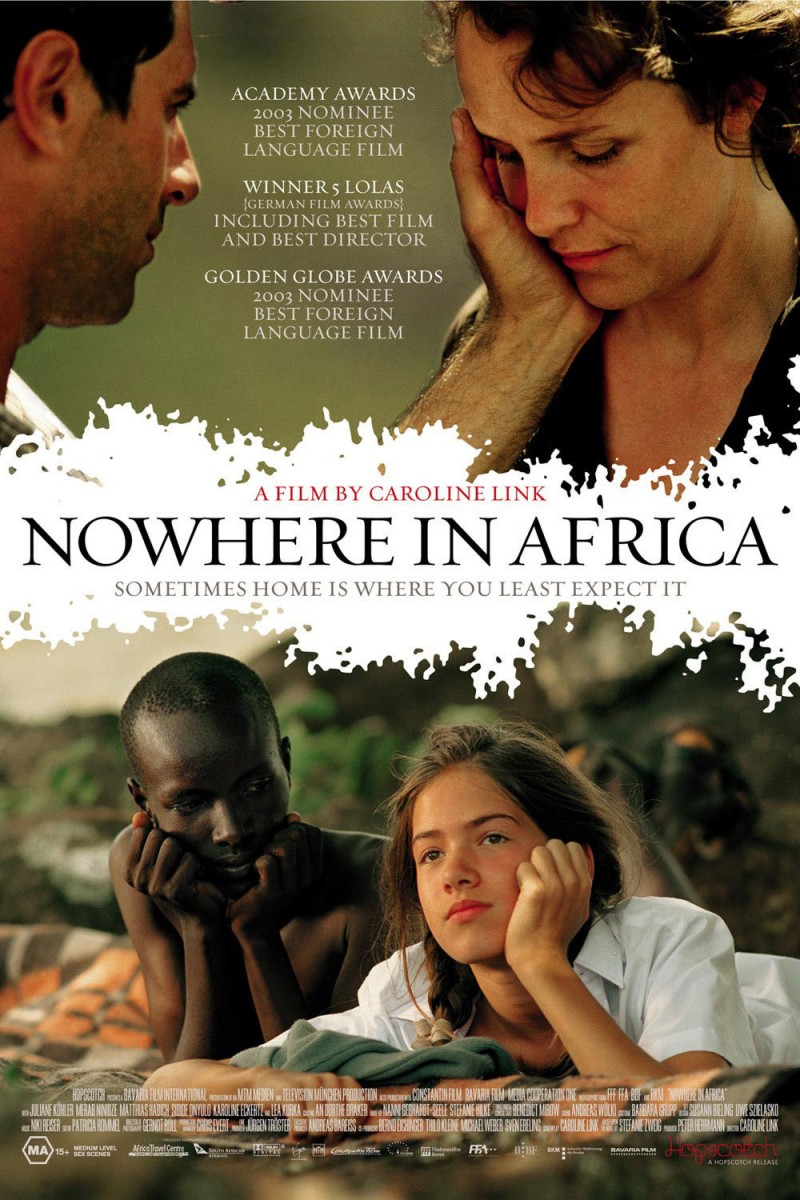 Πουθενά στην Αφρική /  Nowhere in Afrika / Nirgendwo in Afrika (2001)
