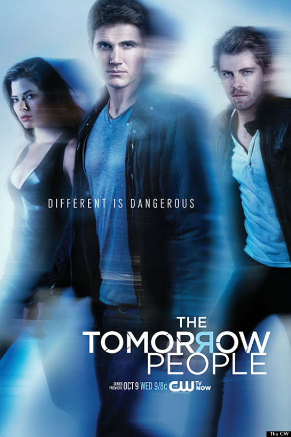 The Tomorrow People (2013)