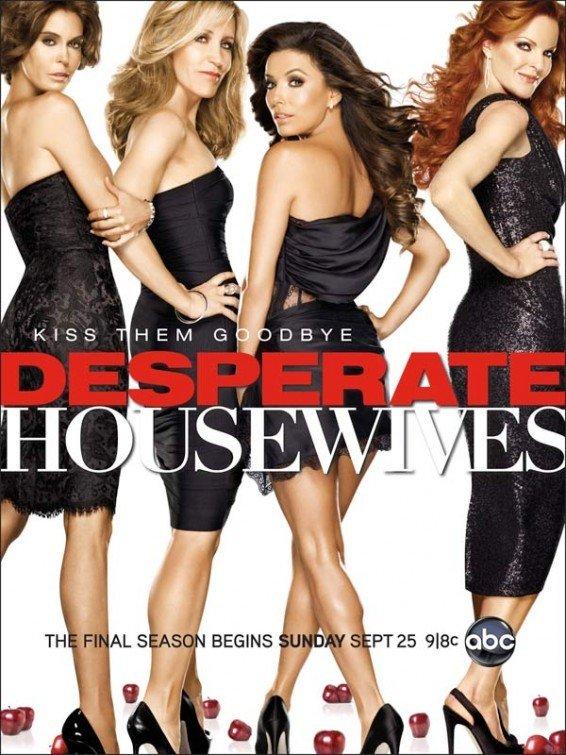 Νοικοκυρές Σε Απόγνωση / Desperate Housewives (2004–2012) 1,2,3,4,5,6,7,8ος Κύκλος