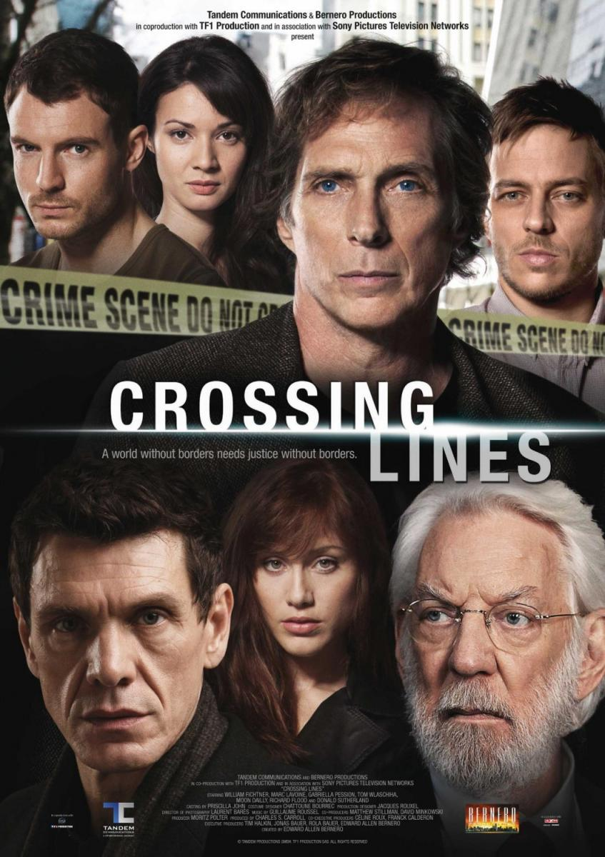 Crossing Lines (2013)  1ος Κύκλος