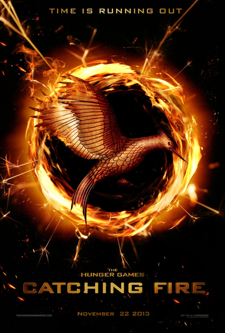 The Hunger Games: Φωτιά / The Hunger Games: Catchi...