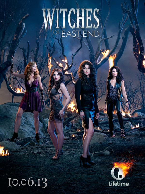 Witches of East End  (2013)  1ος Κύκλος