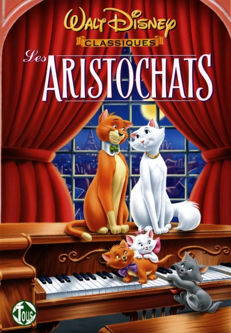 Οι Αριστόγατες  / The AristoCats (1970)