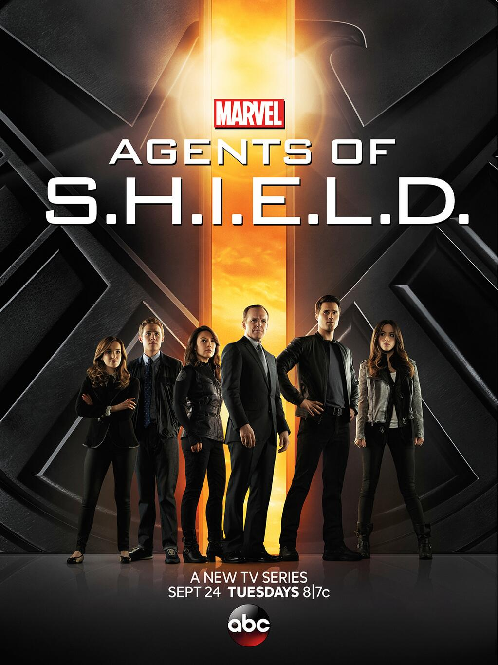 Marvel's Agents Of SHIELD (2013-2017)  1,2,3,4ος Κύκλος