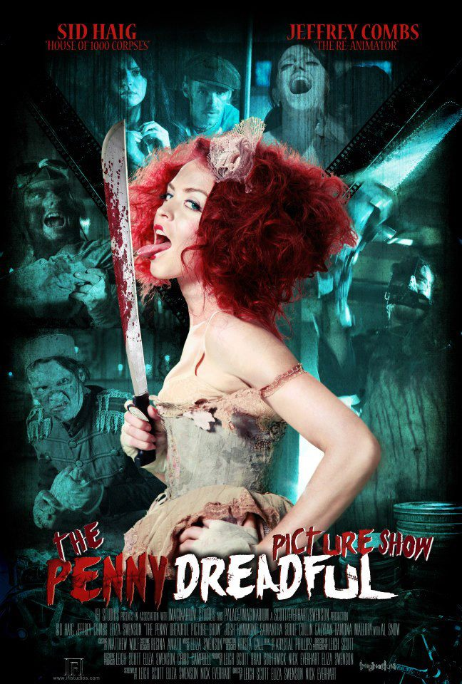 The Penny Dreadful Picture Show (2013)