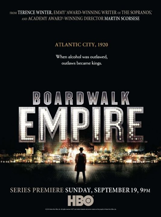 Boardwalk Empire (2010–2013) 1,2,3,4ος Κύκλος