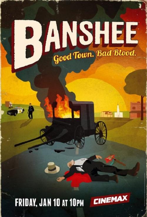 Banshee (2013–2014) 1,2ος Κύκλος