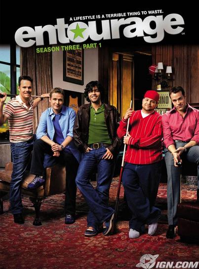 Entourage (2004-2011) 1,2,3,4,5,6,7,8ος Κύκλος