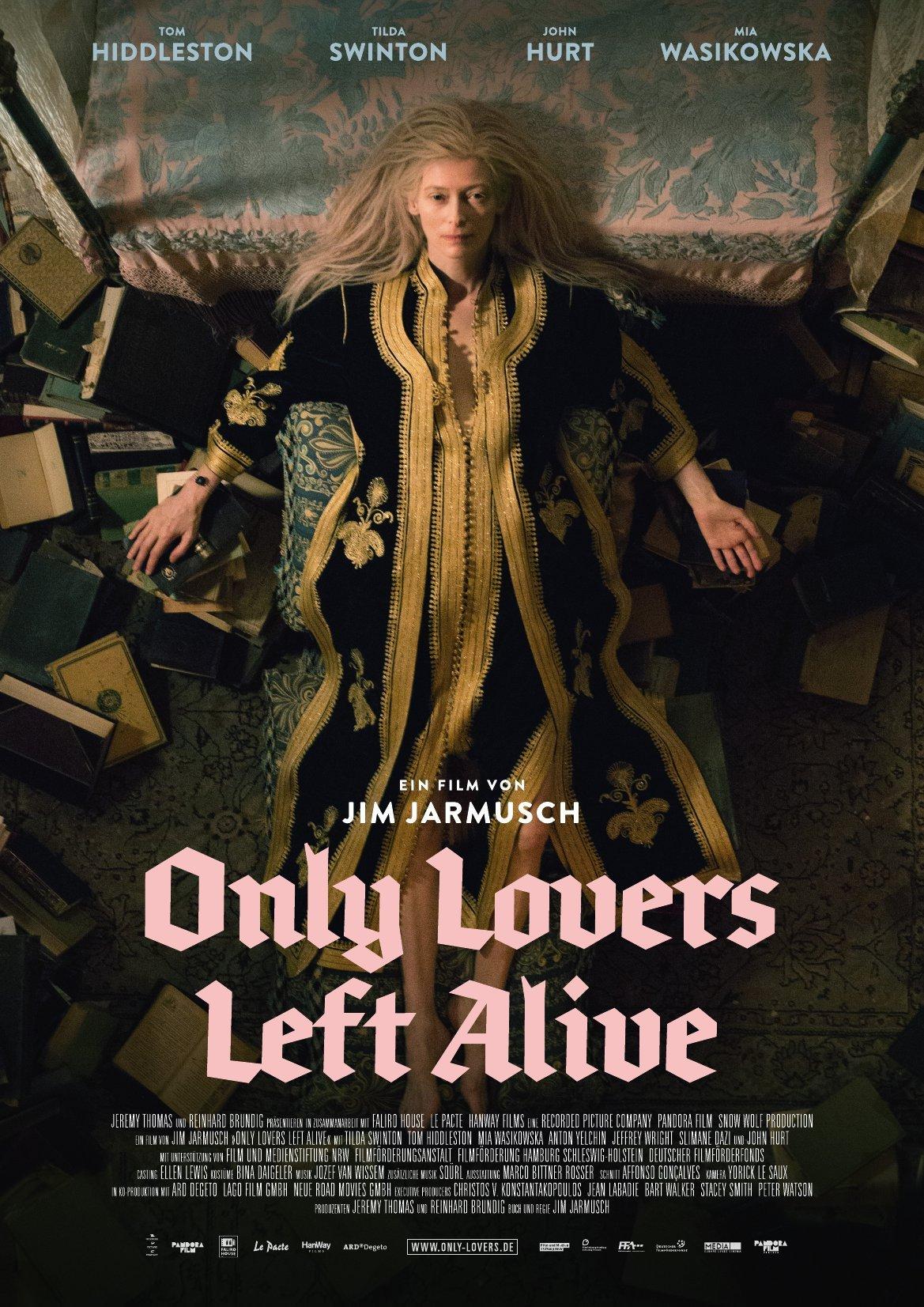 Μόνο οι Εραστές μένουν ζωντανοί  / Only Lovers Left Alive (2013)