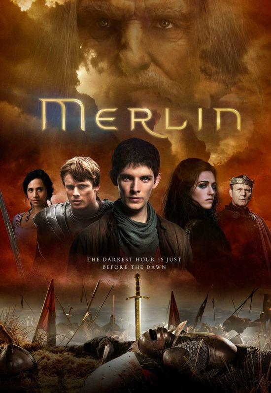 Μέρλιν  / Merlin  (2008-2012) 1,2,3,4,5ος Κύκλος