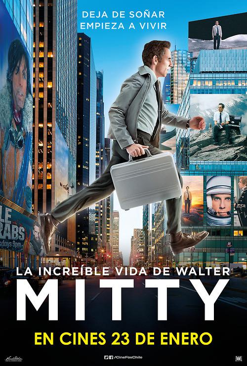 Η Κρυφή Ζωή του Γουόλτερ Μίτι / The Secret Life of Walter Mitty (2013)