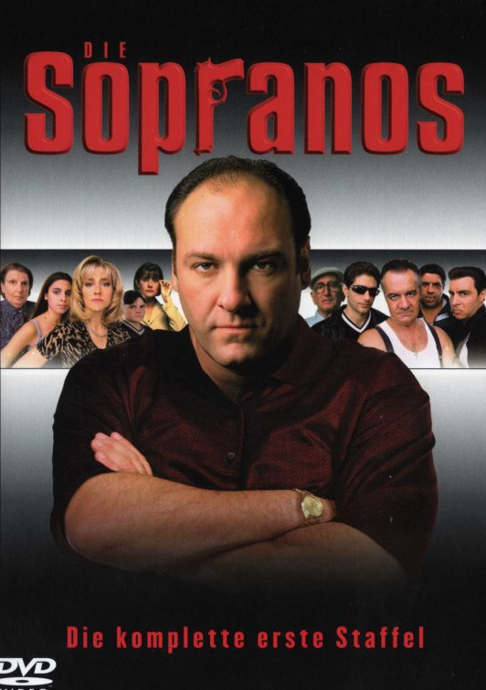 Οι Σοπράνος / The Sopranos  / Sopranos (1999–2007)  1,2,3,4,5,6ος Κύκλος