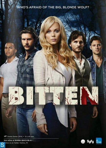 Bitten (TV Series 2014–2016)