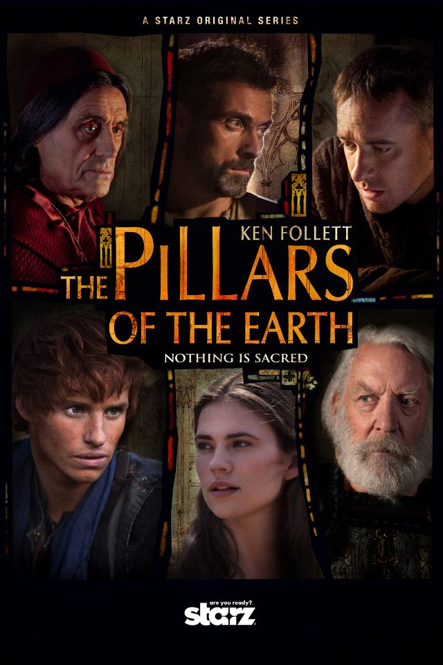 The Pillars of the Earth / Οι στυλοβάτες της Γης (2010 TV Mini-Series)