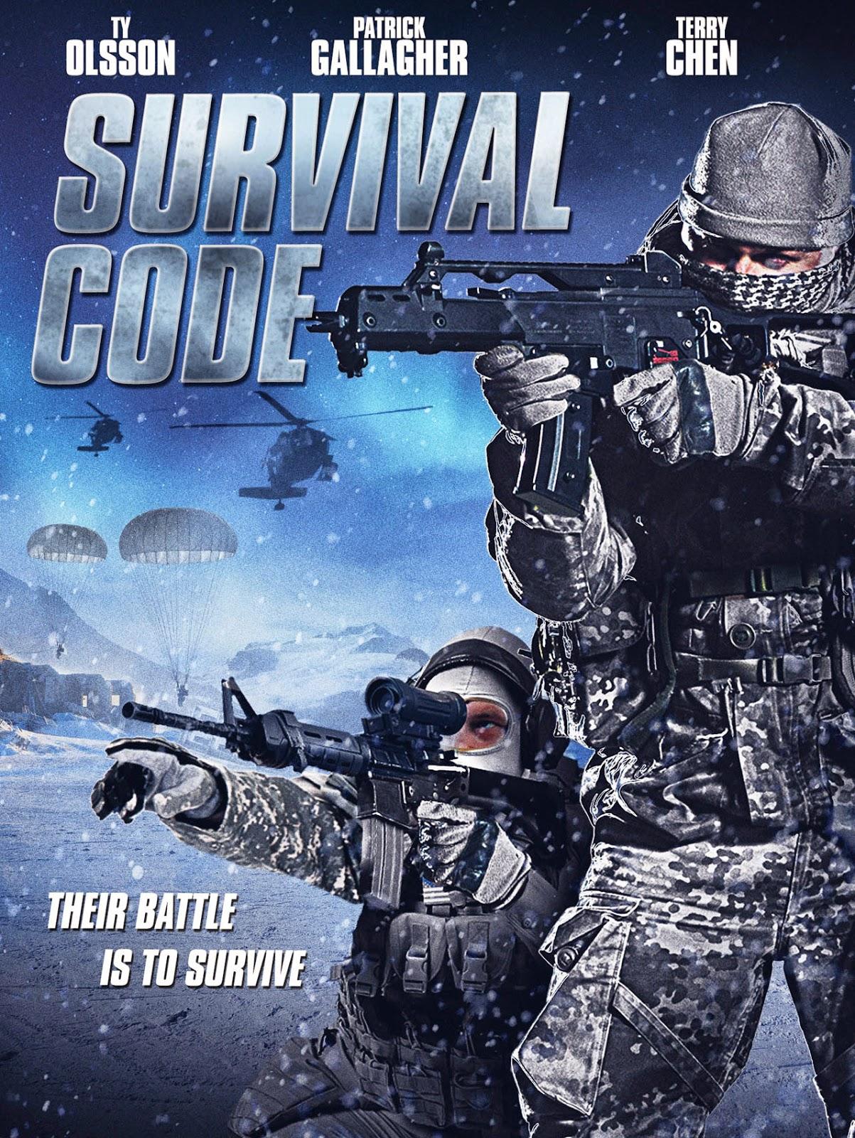Survival Code / Borealis (2013)