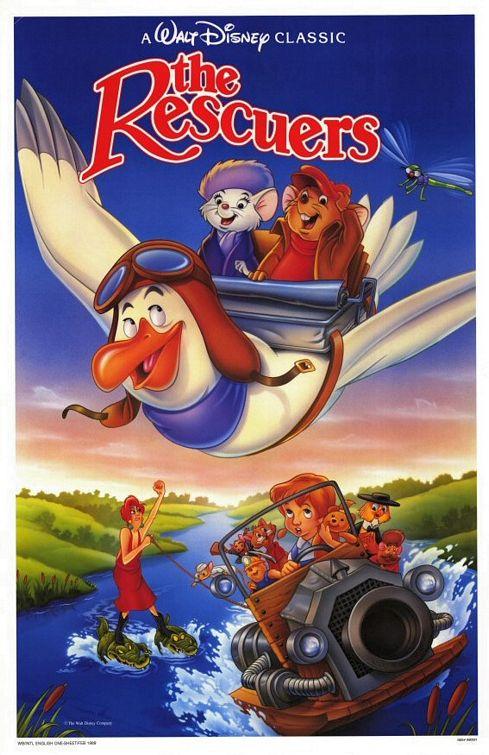 Μπερνάρ και Μπιάνκα: Κομμάντος της Σωτηρίας / The Rescuers (1977)