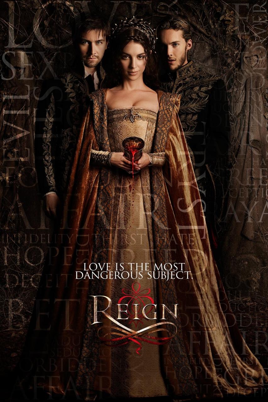 Reign /  Βασιλεία (2013-2014)  1ος Κύκλος