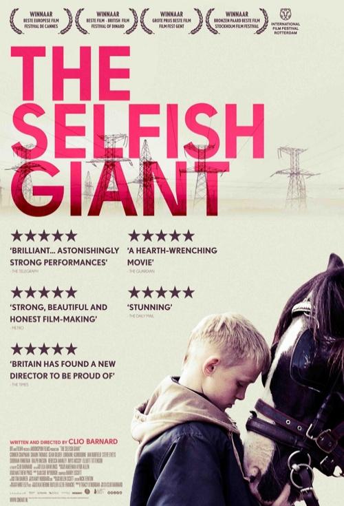 Ο Εγωιστής Γίγαντας / The Selfish Giant (2014)