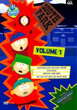 South Park / Σάουθ Παρκ (1997-2013) 1,2,3,4,5,6,7,8,10ος Κύκλος