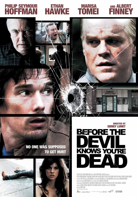 Πριν ο Διάβολος Καταλάβει ότι Πέθανες / Before the Devil Knows You're Dead (2007)
