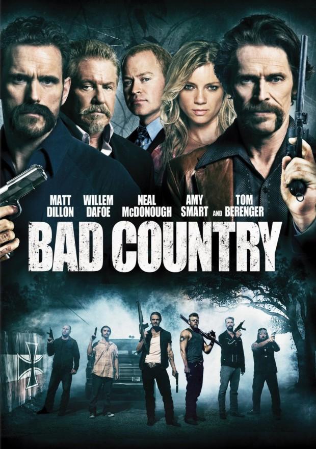 Ανθρωποκυνηγητό / Bad Country (2014)