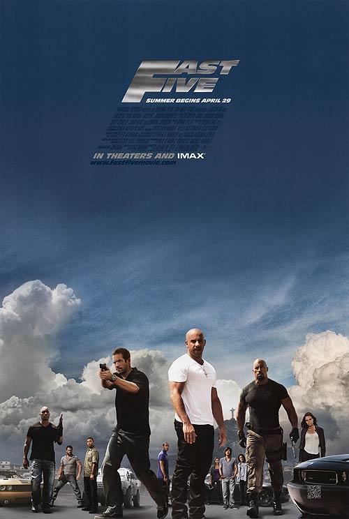 Μαχητές των Δρόμων: Ληστεία στο Ρίο / Fast And Furious 5 Rio Heist (2011)