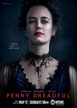 Penny Dreadful (TV Series 2014–2016) 1,2,3η Σεζόν