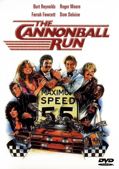 CANNONBALL RUN 2 (1981)