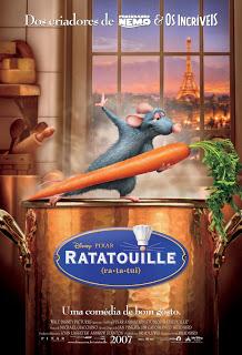 Ratatouille - Ο Ρατατούης (2007)