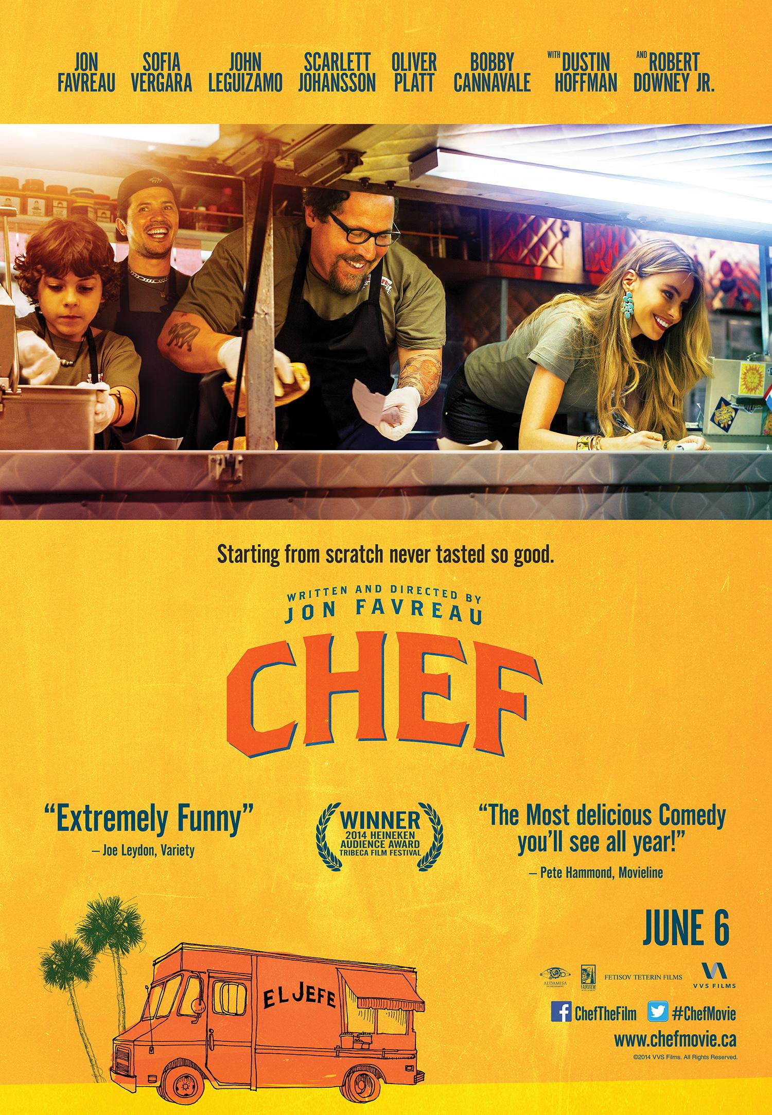 Σεφ / Chef (2014)