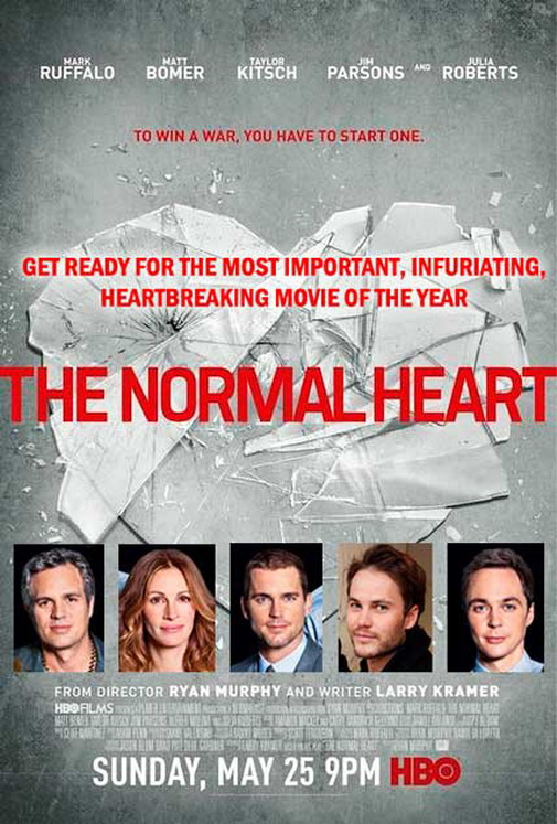 The Normal Heart (2014)