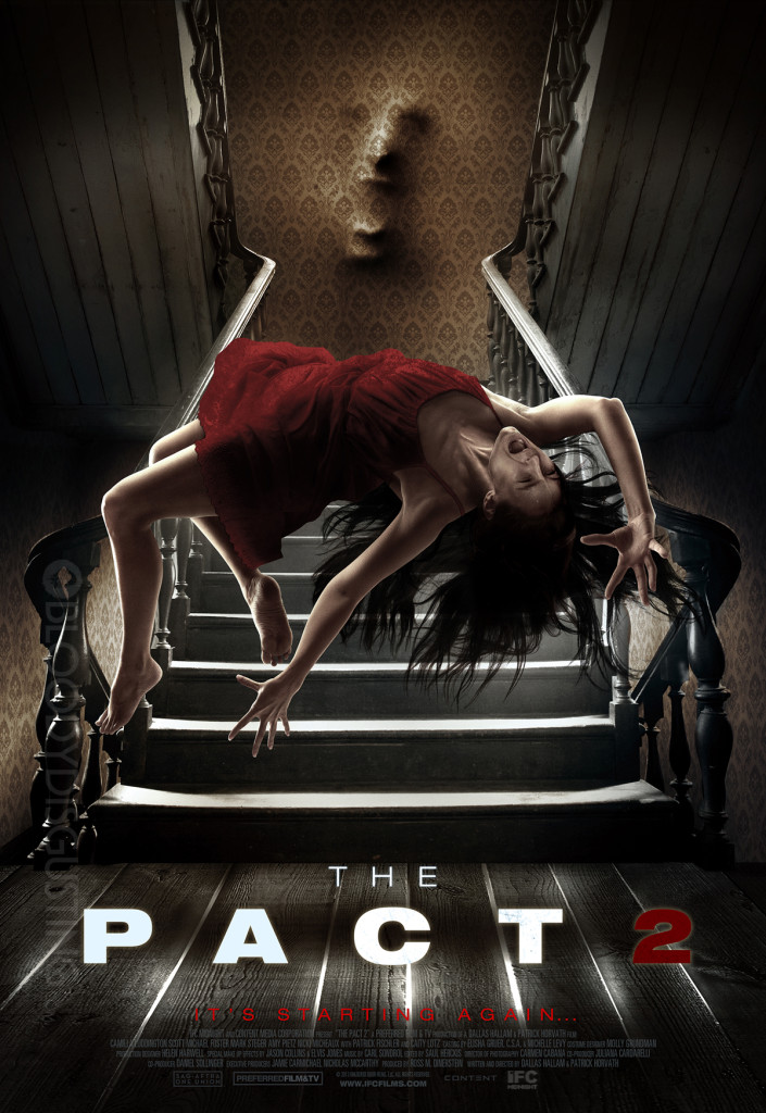 The Pact II / The Pact 2 (2014)