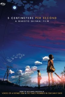5 Centimeters Per Second / Byôsoku 5 senchimêtoru (2007)