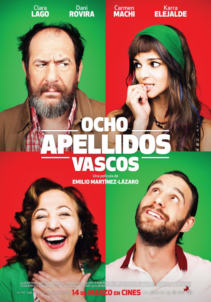 Spanish Affair  / Ocho apellidos vascos (2014)