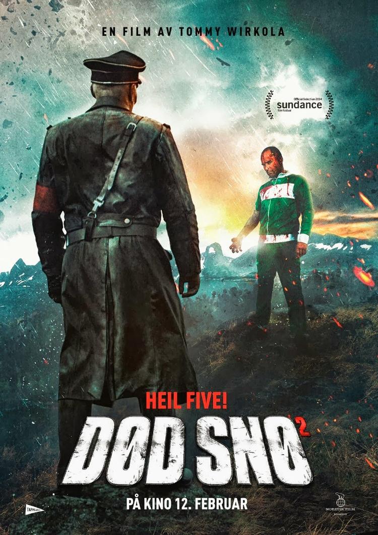 Dead Snow 2 / Dod Sno 2 / Død Snø 2 (2014)