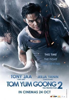 Tom yum goong 2 / Protector 2 (2013)