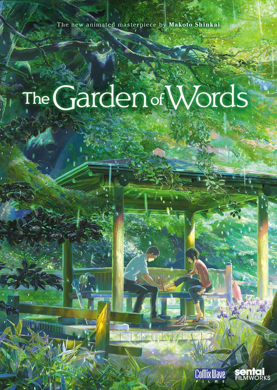 The Garden Of The Words  (2013)