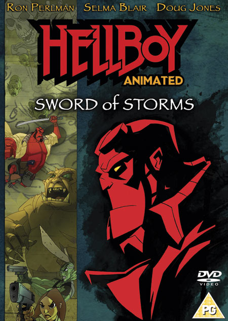 Hellboy Animated: Sword Storms  (2006)