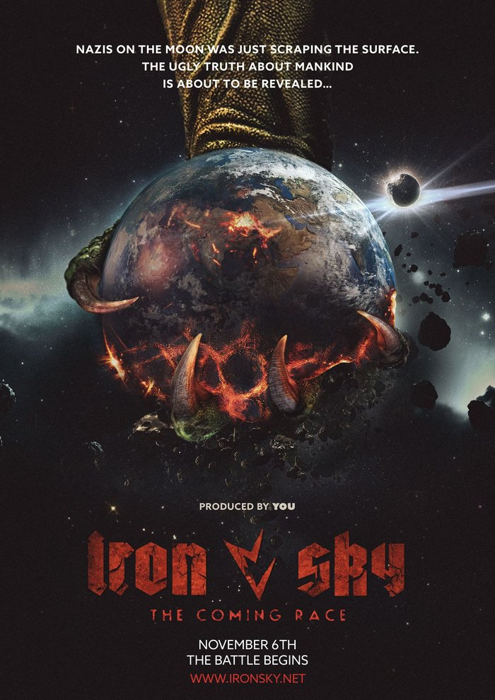 Iron Sky: The Coming Race (2017)