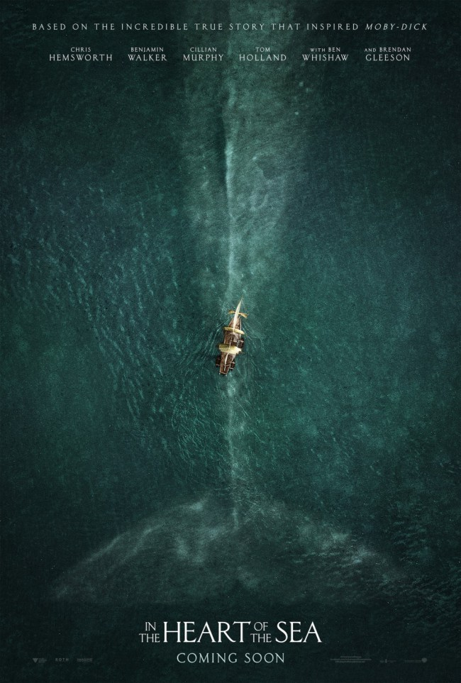 In the Heart of the Sea / Στην Καρδιά της Θάλασσας (2015)