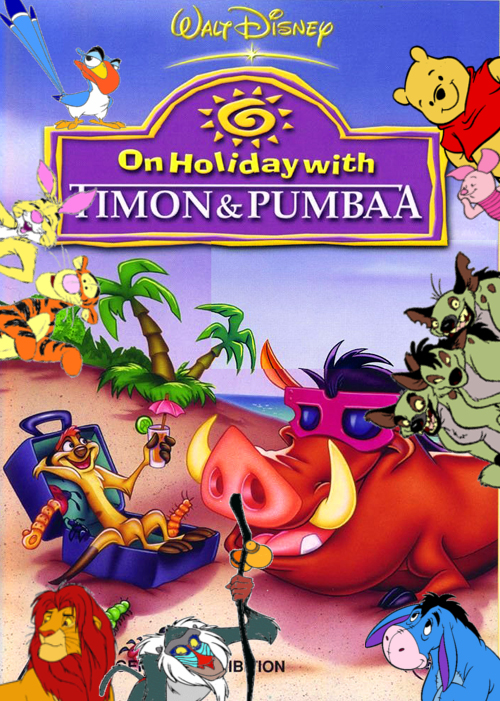 On Holiday With Timon And Pumbaa / Διακοπές με τους Τιμον και Πούμπα (1997)