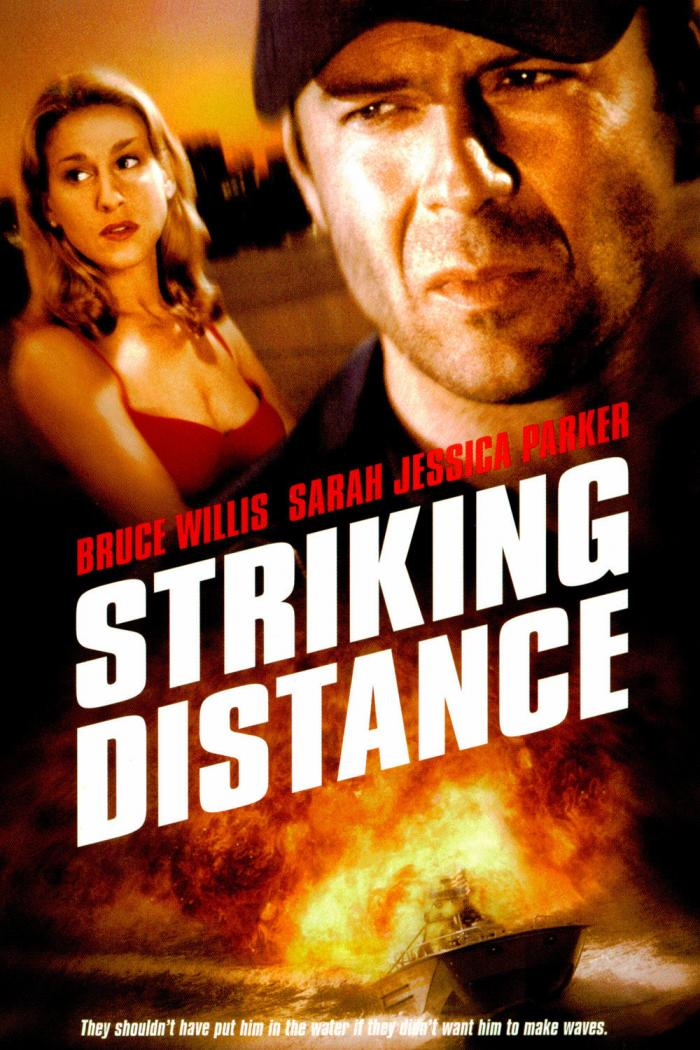 Striking Distance / Σε Απόσταση Βολής (1993)