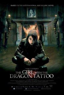 """Το Κορίτσι με το Τατουάζ """"Män som hatar kvinnor"""" (original title) (2009)"""