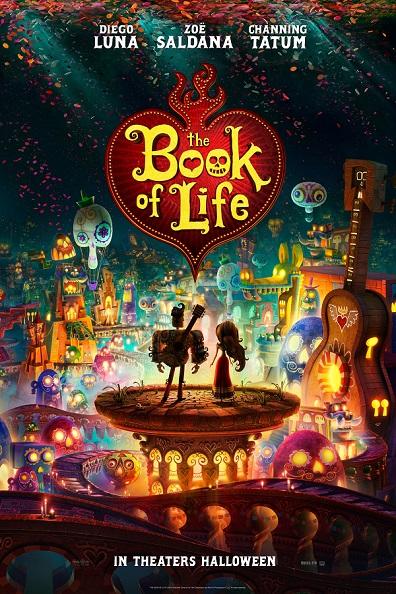 The Book of Life / Το Βιβλιο της Ζωής (2014)