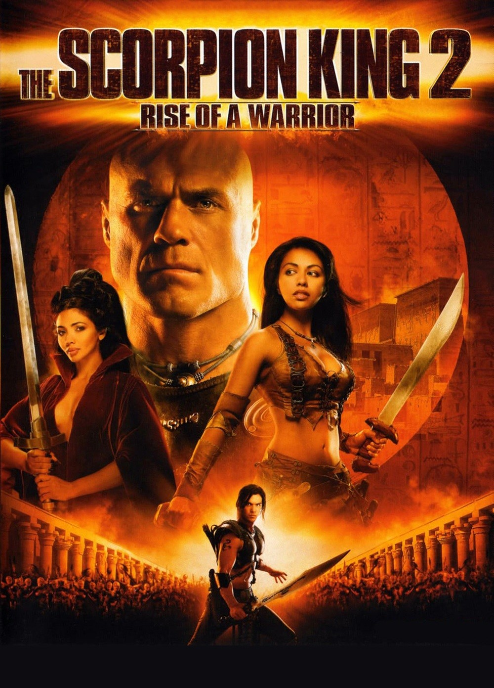 The Scorpion King 2 Rise of a Warrior (2008)